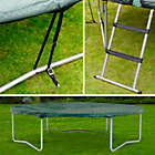 more details on Plum Trampoline Accessory Kit - 8ft.
