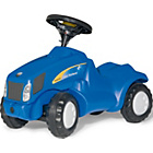 more details on New Holland TVT155 Mini Trac Child's Tractor.