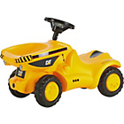 more details on Child's Caterpillar Mini Trac Tipping Dumper.