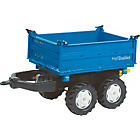 more details on New Holland Mega Trailer for Child's Tractor.