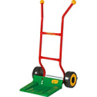 more details on Child's Red and Green Sackbarrow.