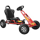 more details on Ferbedo Red Tourer t-1 Go Kart.