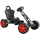 more details on Ferbedo Cross Runner r-1 Go Kart - Black.