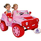more details on Injusa Hello Kitty 2 Seater Child's Jeep.