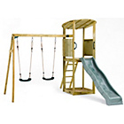more details on Plum Bonobo 2 Wooden Climbing Frame.