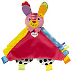 more details on Tomy Lamaze Bella the Bunny Blankie.