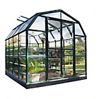more details on Palram Rion Grand Gardener Greenhouse - 8 x 8ft