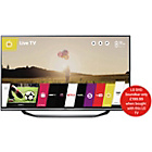 more details on LG 49UF770V 49 Inch 4K Ultra HD Freeview HD Smart TV.