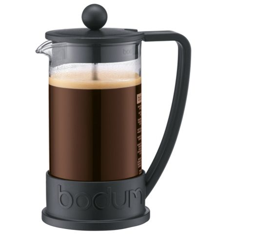 Press Coffee Maker Argos : Buy Bodum Brazil 3 Cup 350ml Coffee Maker - Black at Argos.co.uk - Your Online Shop for Teapots ...
