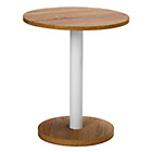 more details on HOME Small Lamp Side Table - Oak.