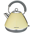 more details on Morphy Richards 102003 Accents Kettle - Cream.