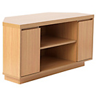 more details on 2 Door Corner TV Unit - Oak Effect.