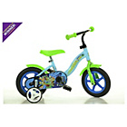 more details on Dino Bikes Half Shell Heroes 10 Inch Children's Bike.