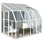more details on Palram Rion White Sun Room - 8 x 8ft