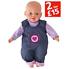 more details on Chad Valley Babies to Love 4 Doll Outfits Set.