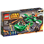 more details on LEGO Star Wars Flash Speeder Playset - 75091.