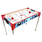 more details on Click and Play 32 Inch Kids 2-in-1 Air Hockey Table.