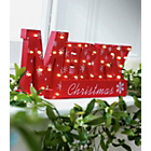 more details on Window Light Merry Xmas Sign.