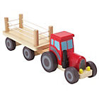 more details on Chad Valley Wooden Tractor.