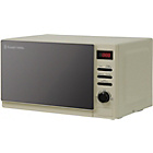 more details on Russell Hobbs RHM2082CNS Standard Microwave - Cream.