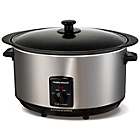 more details on Morphy Richards Stainless Steel Sear and Stew - 6.5 Litre.