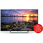 more details on Sony KDL43W755C 43 Inch Full HD Freeview HD Smart TV.