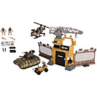 more details on Chad Valley VIII Tank and Camp Playset.