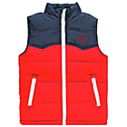 more details on Cherokee Boys' Colour Block Gilet - 11-12 Years.