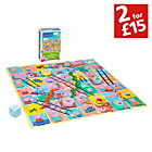 more details on Peppa Pig Giant Snakes and Ladders Game.