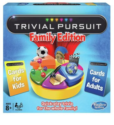Image result for trivial pursuit family