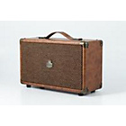 more details on GPO Westwood Retro Bluetooth Amp Speaker - Brown