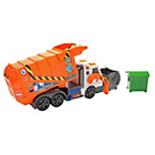 more details on Chad Valley Garbage Truck.