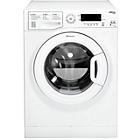 more details on Hotpoint Ultima S-Line SWD 9667P Washer Dryer - White