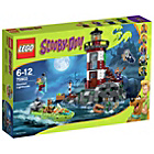 more details on LEGO Scooby-Doo Haunted Lighthouse - 75903.