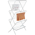 more details on ColourMatch 20m 3 Tier Indoor Clothes Airer - Super White.