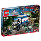 more details on LEGO® Jurassic World Raptor Rampage Dinosaur - 75917.
