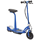 more details on Razor E100S Scooter With Seat - Blue.