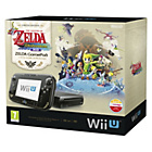more details on Nintendo Wii U Console and Zelda Windwaker Game.