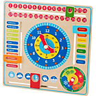 more details on Chad Valley PlaySmart Wooden Calendar.