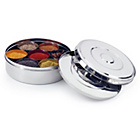 more details on 20cm Stainless Steel Spice Box with Lids.