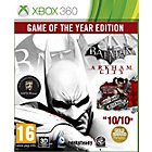 more details on Batman Arkham City Game of the Year Edition Xbox 360 Game.