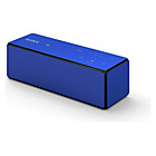 more details on Sony SRSX33 Portable Wireless Speaker - Blue