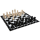 more details on BuitenSpeel Extra Large Chess Set.
