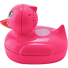 more details on Pretty Pink Waterproof Bluetooth Duck.