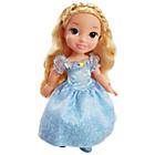 more details on Disney Princess Light Up Cinderella Doll.