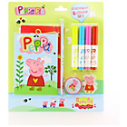 more details on Peppa Pig Stationery and Colouring Set.