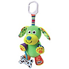 more details on Tomy Lamaze Pupsqueak.