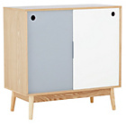 more details on Foley 2 Door Sideboard - Two Tone.