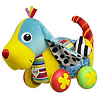 more details on Tomy Lamaze Pippin Push Along Pup.