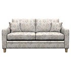 more details on Heart of House Newbury Regular Fabric Sofa - Floral.